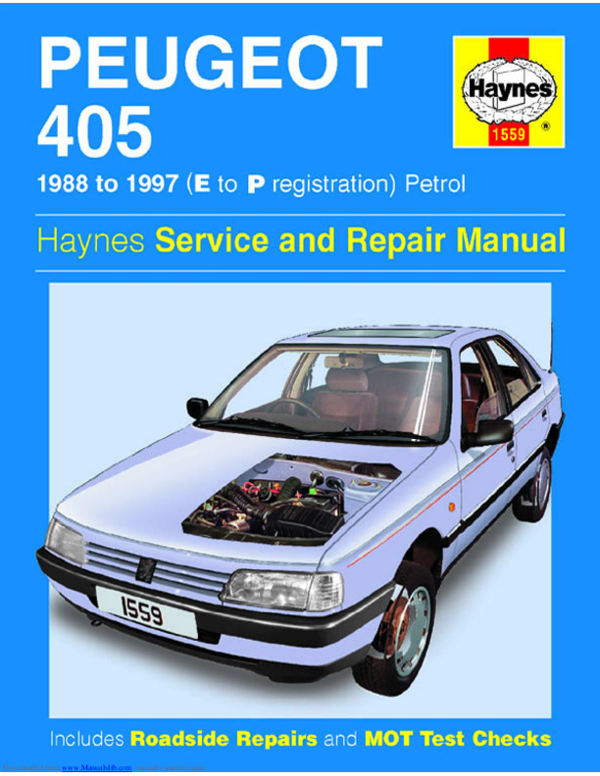 peugeot 405 2000cc wiring wiring diagram site Peugeot 406