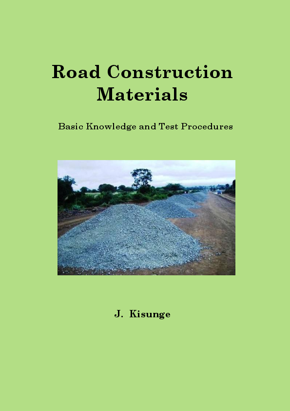 PDF) Road Construction Materials Basic Knowledge and Test Procedures