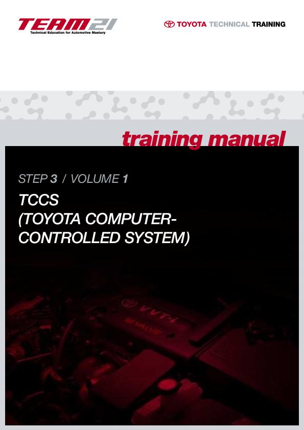 PDF) TCCS TOYOTA COMPUTER CONTROLLED SYSTEM   hoa nhat - Academia edu