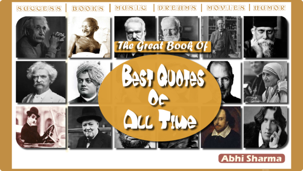 Pdf The Great Book Of Best Quotes Of All Time Khadra Hussein Abdillahi Academia Edu