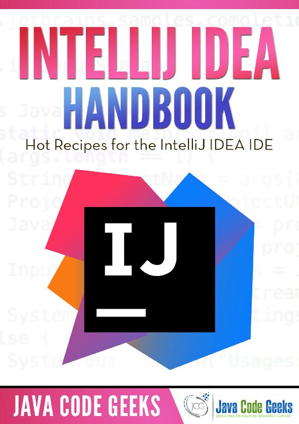 PDF) Intelli JHandbook | xj z - Academia edu