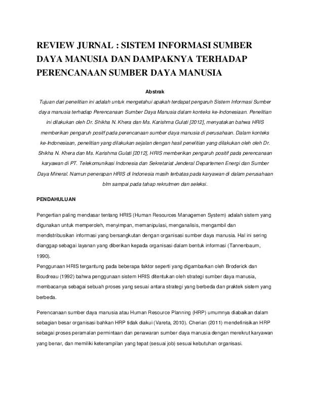 Doc Review Jurnal Dheazir Nazila Academia Edu