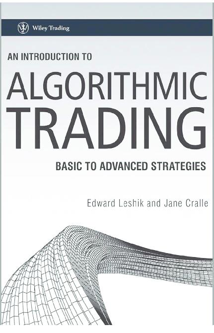 PDF) Alogo Trading Text Book   John Wang - Academia edu