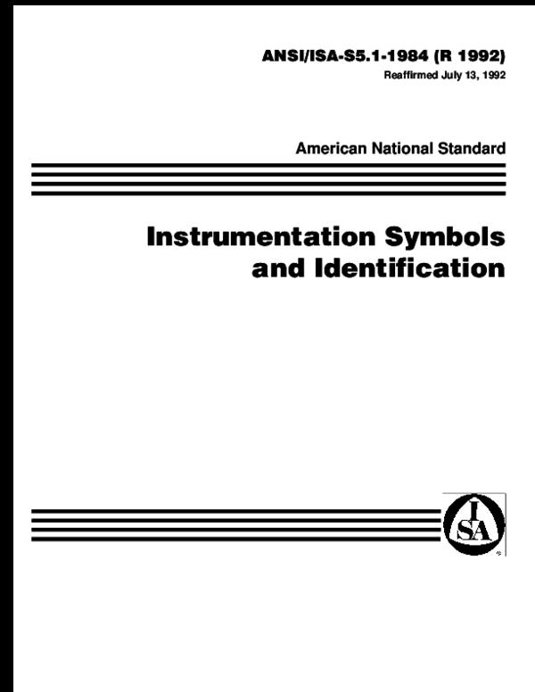 iso instrumentation and control symbols