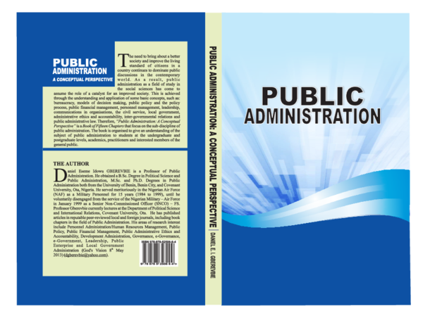 A Comparative Perspective Sixth Edition Public Administration