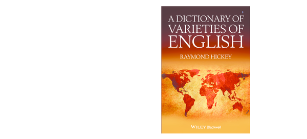 PDF) A DICTIONARY OF VARIETIES OF ENGLISH | Mohammed Nasser