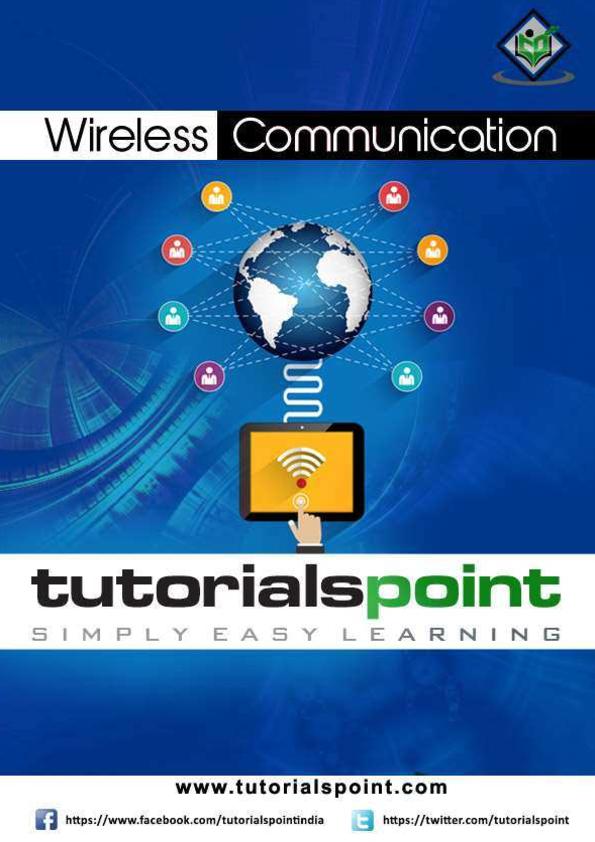 PDF) Wireless communication tutorial | Anshu Krishna