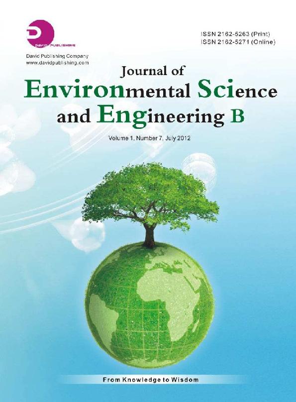 PDF) Journal of Environmental Science and Engineering,Vol1,No7B ...