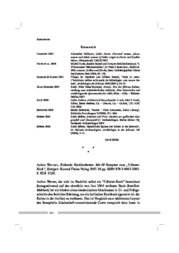 PDF) Swoboda-Hüttinger, Michaela, Rezension von: Achim