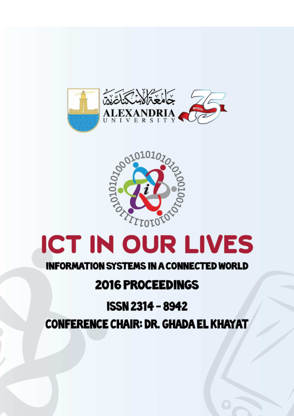 PDF) ICT in Our Lives 2016-Proceedings.pdf | International ...
