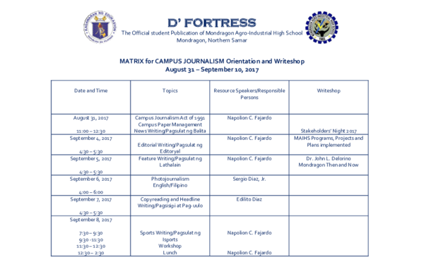 Dspc Radio Broadcasting Script Tagalog Pdf