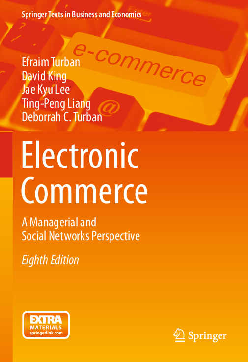 PDF) Springer Texts in Business and Economics Electronic
