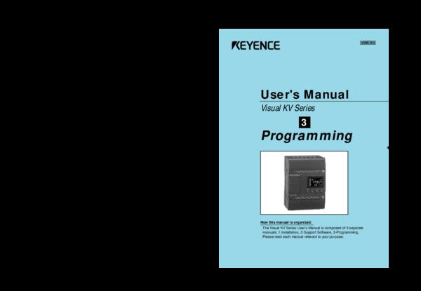 PDF) Visual KV Series 3 Programming User's Manual Visual KV