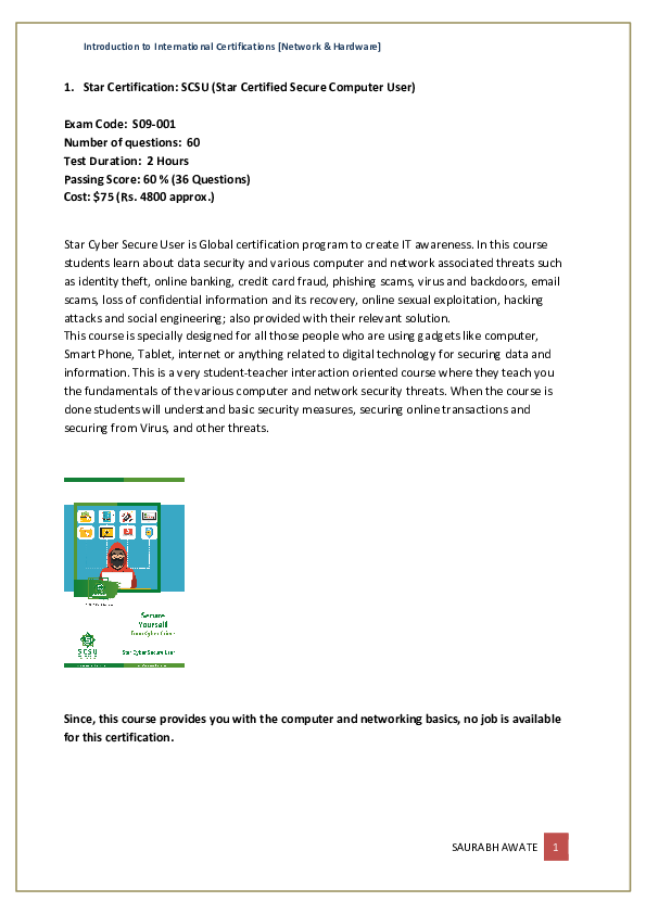 DOC) Global Certification | Nerd Cubed - Academia edu