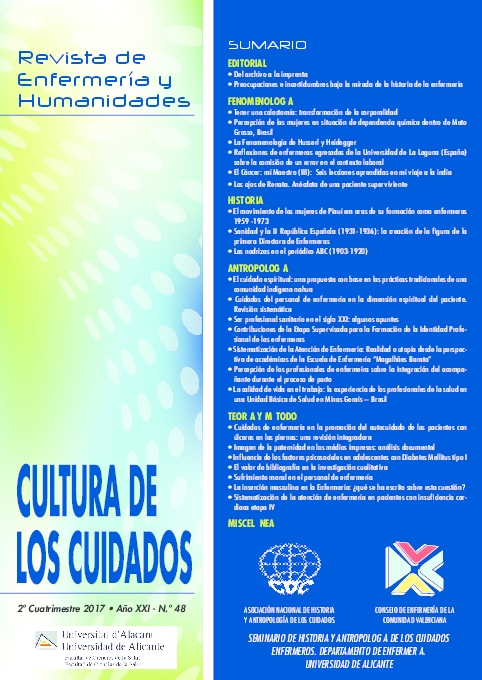 16d93f230 PDF) Cultura de los Cuidados.Revista de Enfermería y Humanidades ...
