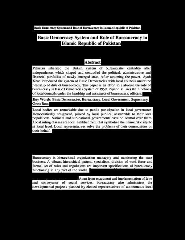 Sindh Local Government Ordinance 1979 Pdf