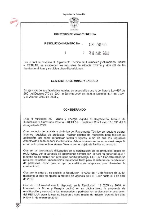 montaje superior versus sumideros PDF RETILAP Matheo Espinosa Academiaedu