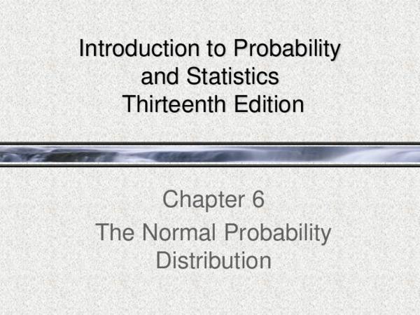 PPT) chapter06 ppt | Ahmad A Hanandeh - Academia edu