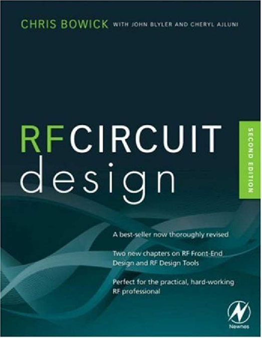 PDF) rf-circuit-design-second-edition pdf | Edgar David