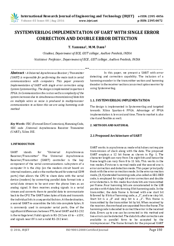 Xilinx Uart