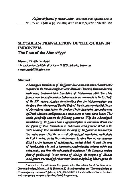 Quran Terjemah Indonesia Pdf