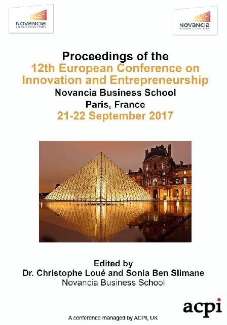 PDF) ECIE17 Proceedings-Download.pdf |               - Academia.edu
