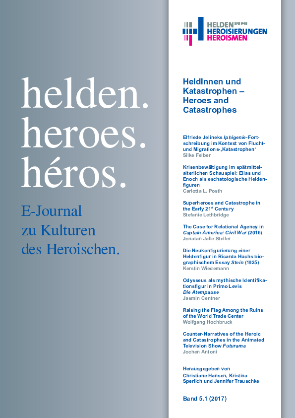 (PDF) helden. heroes. héros. E-Journal zu Kulturen des ...