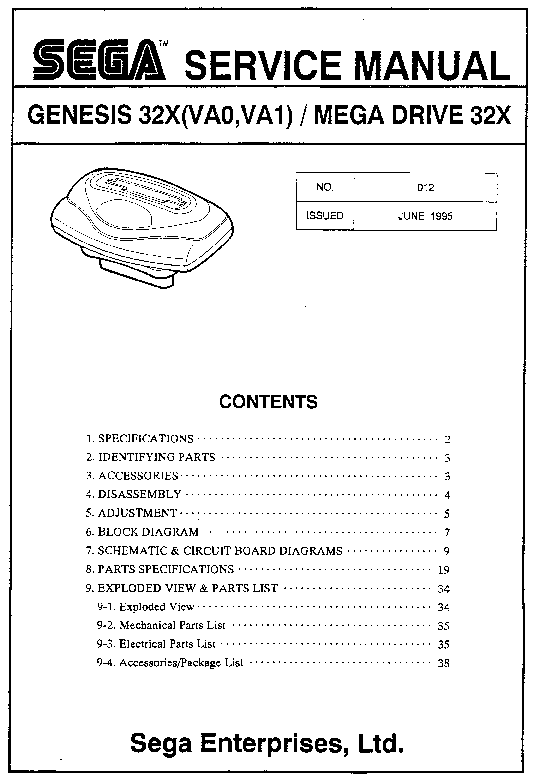 gm service manual v09