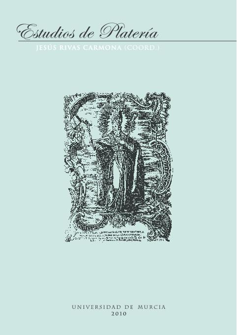 8ae40db2c9e4 PDF) Platería e Ilustración  el ejemplo de la catedral de Orihuela ...