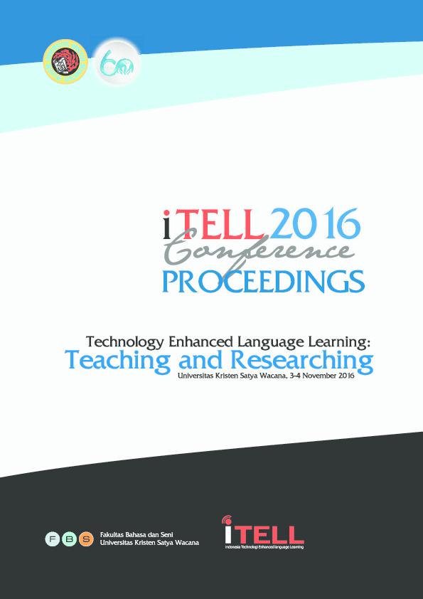 PDF) iTELL_Proceedings pdf   Gumawang Jati - Academia edu