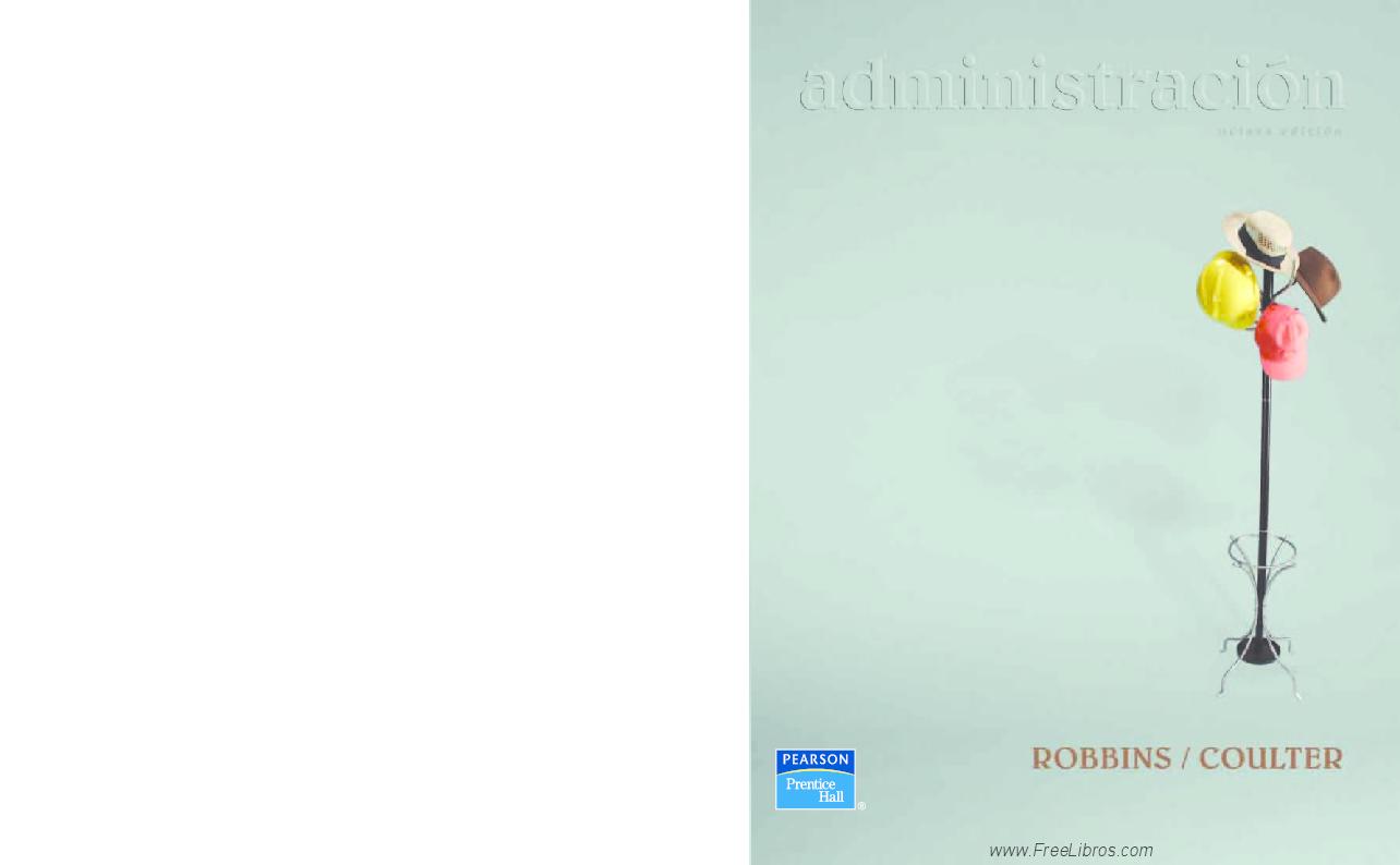 e7c104a3fd5 Fundamentos de administracion de Robbins