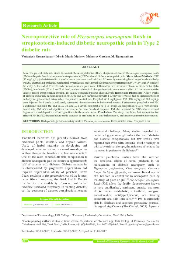 pterocarpus marsupium diabetes tipo