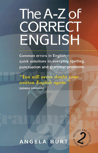 PDF) The A-Z of Correct English.pdf | Salim Mouhali - Academia.edu