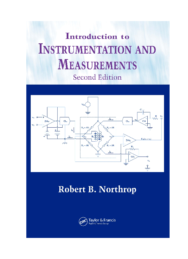 PDF) introduction-to-instrumentation-and-measurements-2-edition-by ...