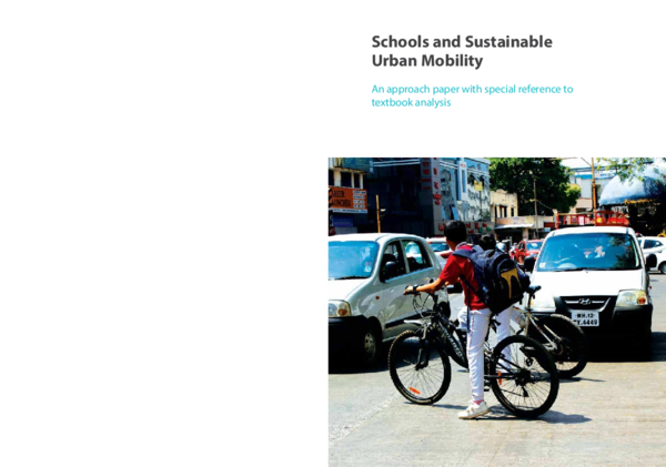 PDF) Schools and Sustainable Urban Mobility An approach