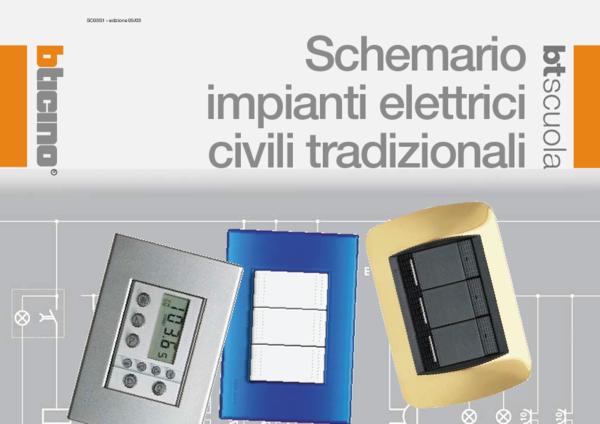 Pdf Bt35 Impianti Elettrici Casa Massimo Auricchio