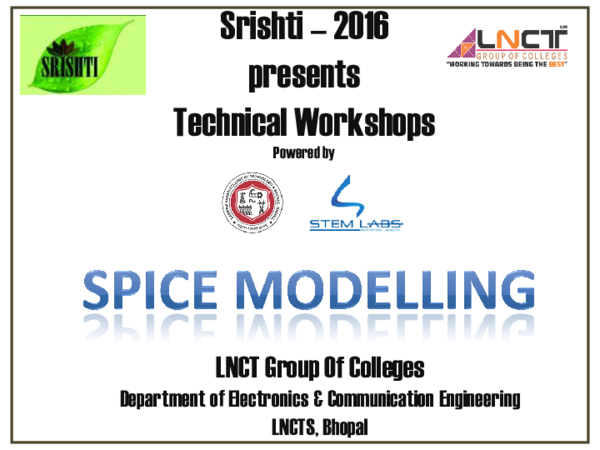 PDF) Circuit Simulation with LT Spice – Getting Started | Ayoush