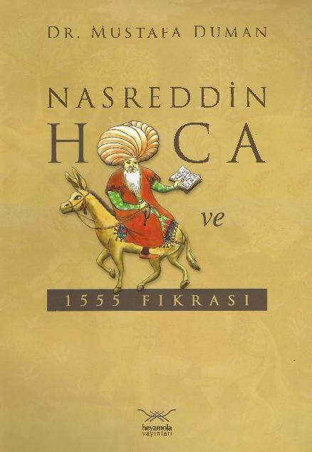 Pdf Dr Mustafa Duman Nasreddin Hoca Ve 1555 Fıkrasıpdf German