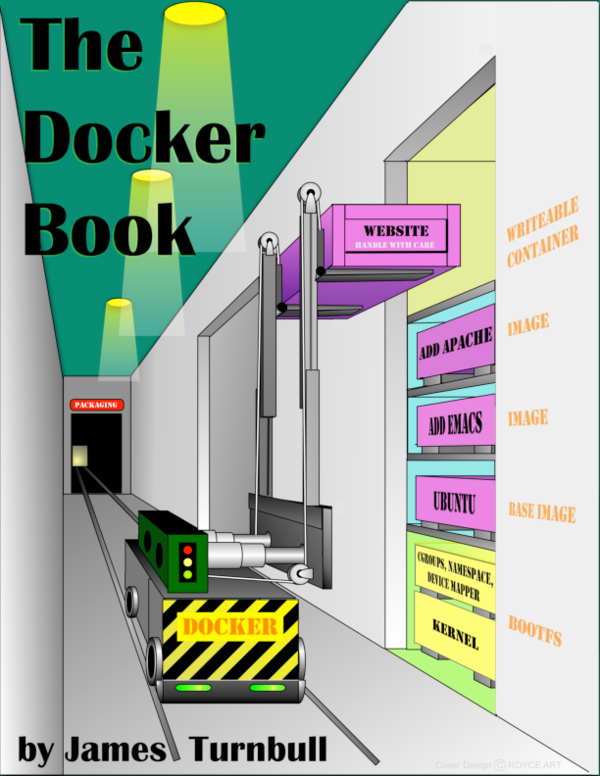 PDF) The docker book | John Martin - Academia edu