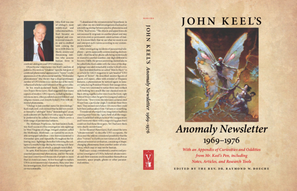 official photos 8312a e5677 PDF) John Keel s Anomaly Newsletter  With an Appendix of Curiosities ...