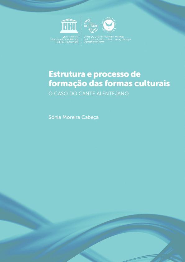 25f12e1db PDF) Estrutura e processo de formação das formas culturais: o caso ...