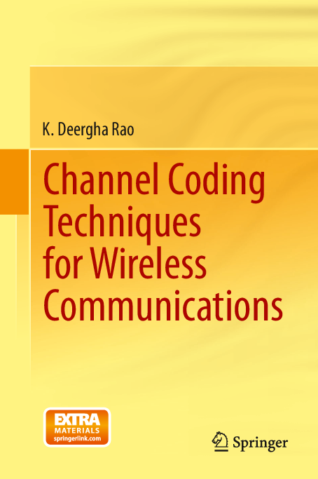 PDF) Channel Coding Techniques for Wireless Communications