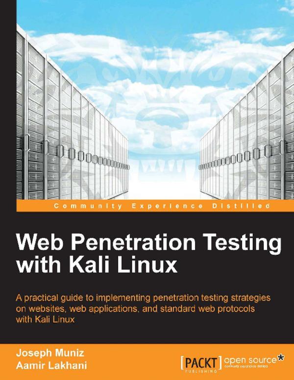 PDF) Kali Linux Learn | vahid khalili - Academia edu