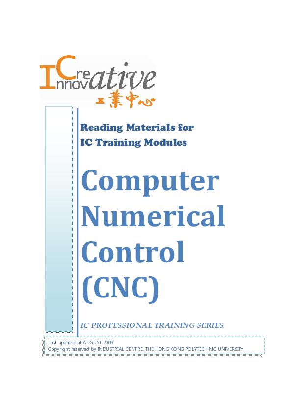 Cnc Programming Principles And Applications By Mike Mattson Pdf