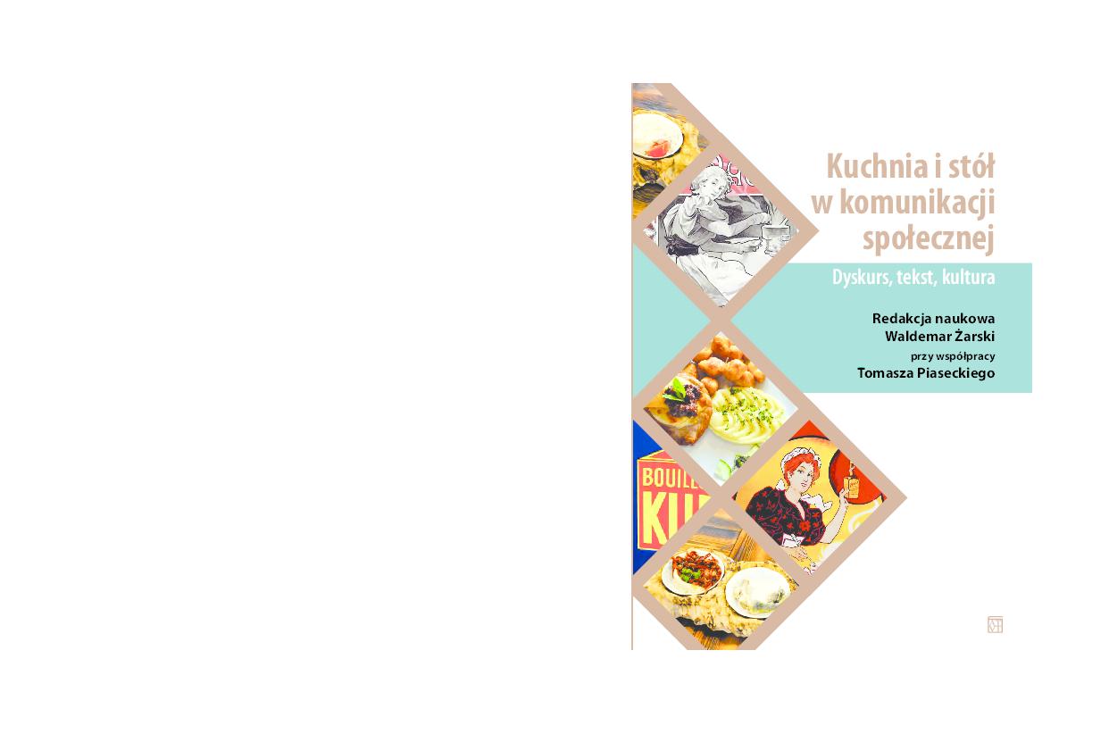 Pdf Kulinaria W łódzkiej Serii Książek Dla Dzieci Wojny