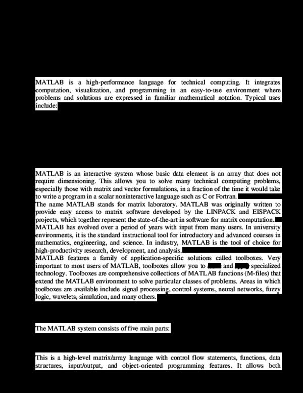 DOC) What is matlab | Sanjay Kumawat - Academia edu