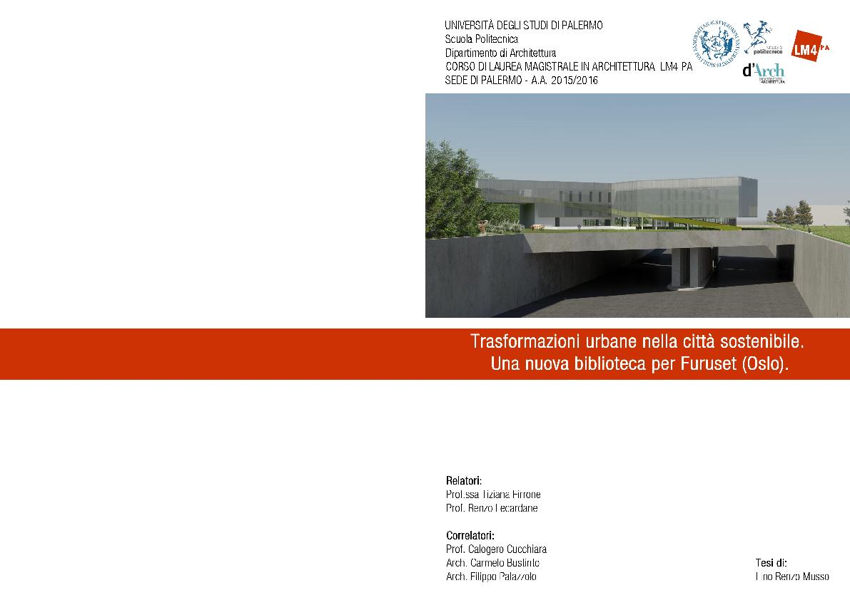 b7205a55f5 PDF) Trasformazioni urbane nella città sostenibile. Una nuova ...