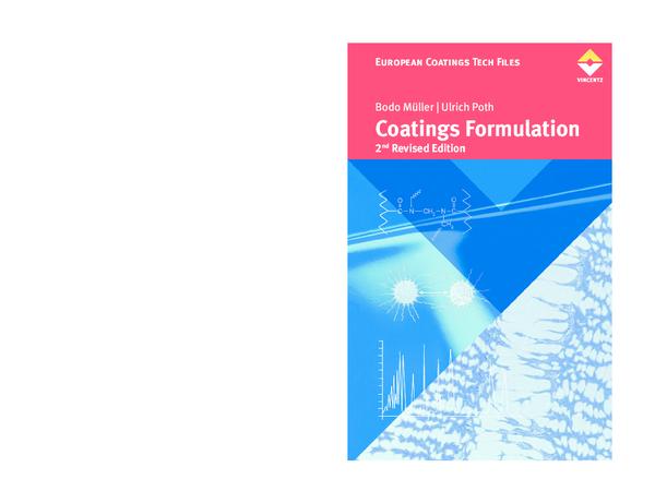 PDF) European Coatings Tech Files Coatings Formulation 2 nd