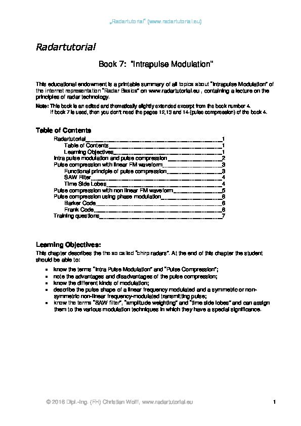 PDF) Book 7 compress pulse - basic | Minh Quy Pham