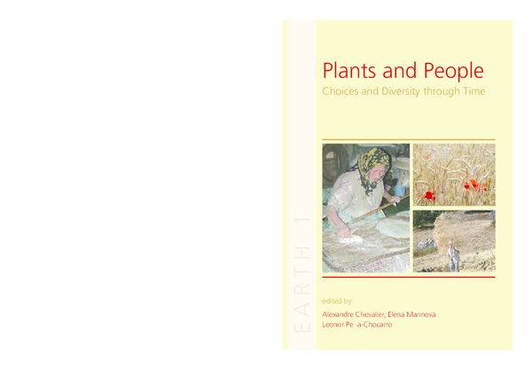 Plants And People Choices And Diversity Through Time Patricia C